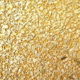 "MICA Tapete ""Jun"" gold, gelb"