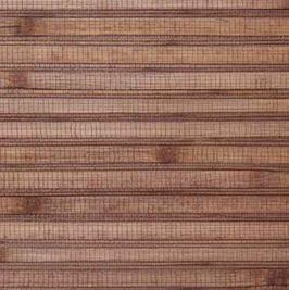 "Bambus Tapete ""Akan"", braun"