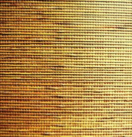 """Bambus Tapete """"Ami"""",  fein, rostbraun"""
