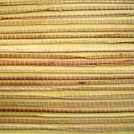 """Gras Tapete """"Hanami"""" natur, gelb"""