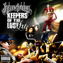 Shabaam Sahdeeq - Keepers Of The Lost Art (CD)