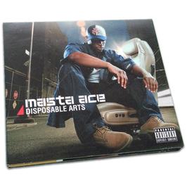 Masta Ace - Disposable Arts (CD + DVD)