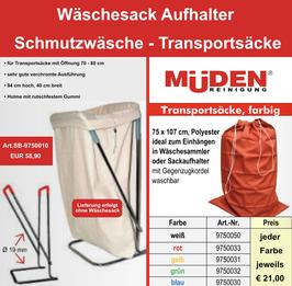 Aufhalter & Wäschesäcke