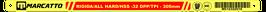 "MC1232 HOJA DE SIERRA 1/2"" X 12"" X32D  MARCATTO"
