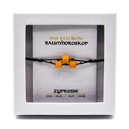 Keltisches Baumhoroskop - Armband Zypresse