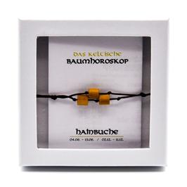 Keltisches Baumhoroskop - Armband Hainbuche