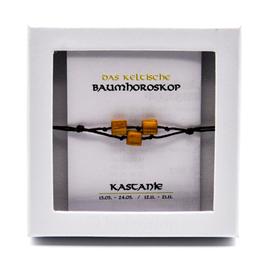 Keltisches Baumhoroskop - Armband Kastanie