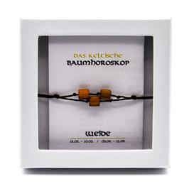 Keltisches Baumhoroskop - Armband Weide