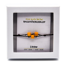 Keltisches Baumhoroskop - Armband Linde