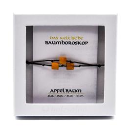 Keltisches Baumhoroskop - Armband Apfelbaum