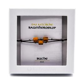 Keltisches Baumhoroskop - Armband Buche