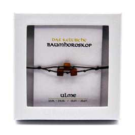 Keltisches Baumhoroskop - Armband Ulme