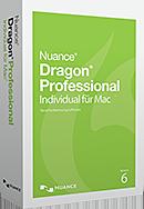 Dragon Professional Individual für Mac 6 (Deutsch/Englisch)