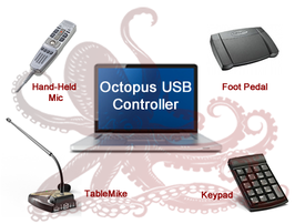 Octopus USB Controller Software