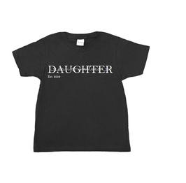 DAUGHTER Shrit Black