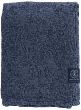 Floral Quilt Blå