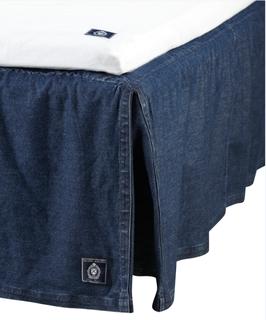 Sängkappa Blå (52 cm höjd)