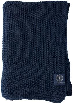 Moss Knit Marinblå