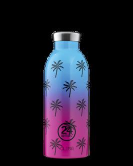 24Bottles Thermosflasche 0,5l Edelstahl Blaulila