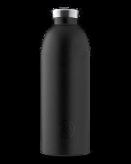 24Bottles Thermosflasche 0,85l Edelstahl Schwarz