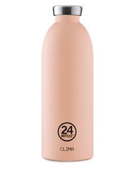 24Bottles Thermosflasche 0,85l Edelstahl Rosa