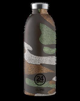 24Bottles Thermosflasche 0,85l Edelstahl Camouflage
