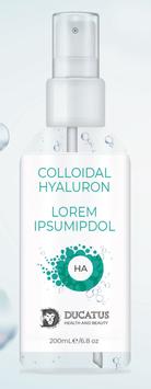 Kolloidales Hyaluron 200ml