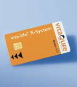 Fitness-Chipcard