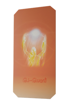 Energieplatte Quick Cosmic Travel inkl. Tragetasche
