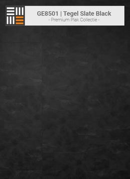 GE8501 Tegel Slate Black