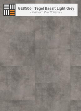 GE8606 Tegel Basalt Light Grey