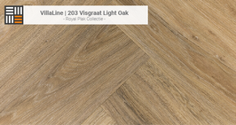 VillaLine Oak 203 Light Oak