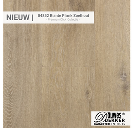 04852 Riante Plank Zoethout