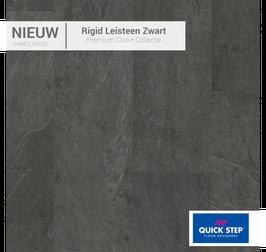 AMCL40035 Rigid Leisteen Zwart