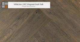 VillaLine Oak 207 Dark Oak