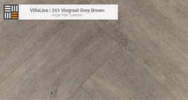 Villaline Oak 201 Grey Brown