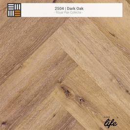 Bestel je staaltje Floorlife© Visgraat Plak-PVC