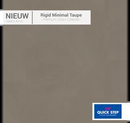 AMCL40141 Rigid Minimal Taupe