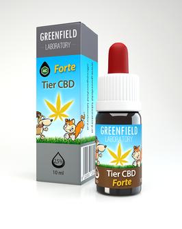 Tier CBD Forte 2,5% (Vollextrakt)