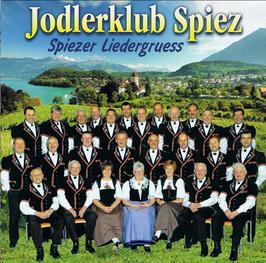 CD Jodlerklub Spiez, Spiezer Liedergruss, 2011