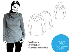 Shirt Matera Schnittbox