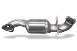 Downpipe HJS Mini Paceman S JCW R61 1.6T ECE
