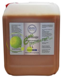 EM- Stallreiniger