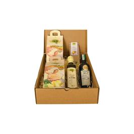 Mix Box, Erlebnisnudeln, Vital Nudeln, Bio Uhudler Wein Essigl, BIO Kürbis Knabberkerne, steirisches Kürbiskernöl 250ml