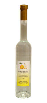 Birne Cuvée Edelbrand, 500ml, Fam. Neubauer
