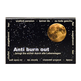 """Anti burn out"" Edelschokolade, 80g"