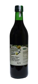 Steirisches Kürbiskernöl, 500 ml Fam. Zügner