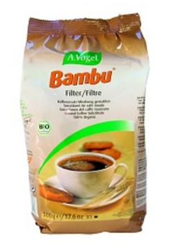 Bambu, gemahlen