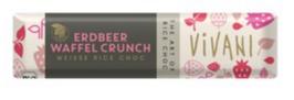 Erdbeer Waffel Crunch
