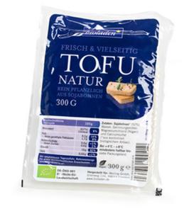 Tofu Natur, vakuum